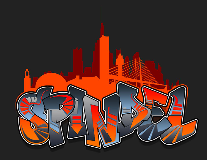 Wicked Graffiti Fonts