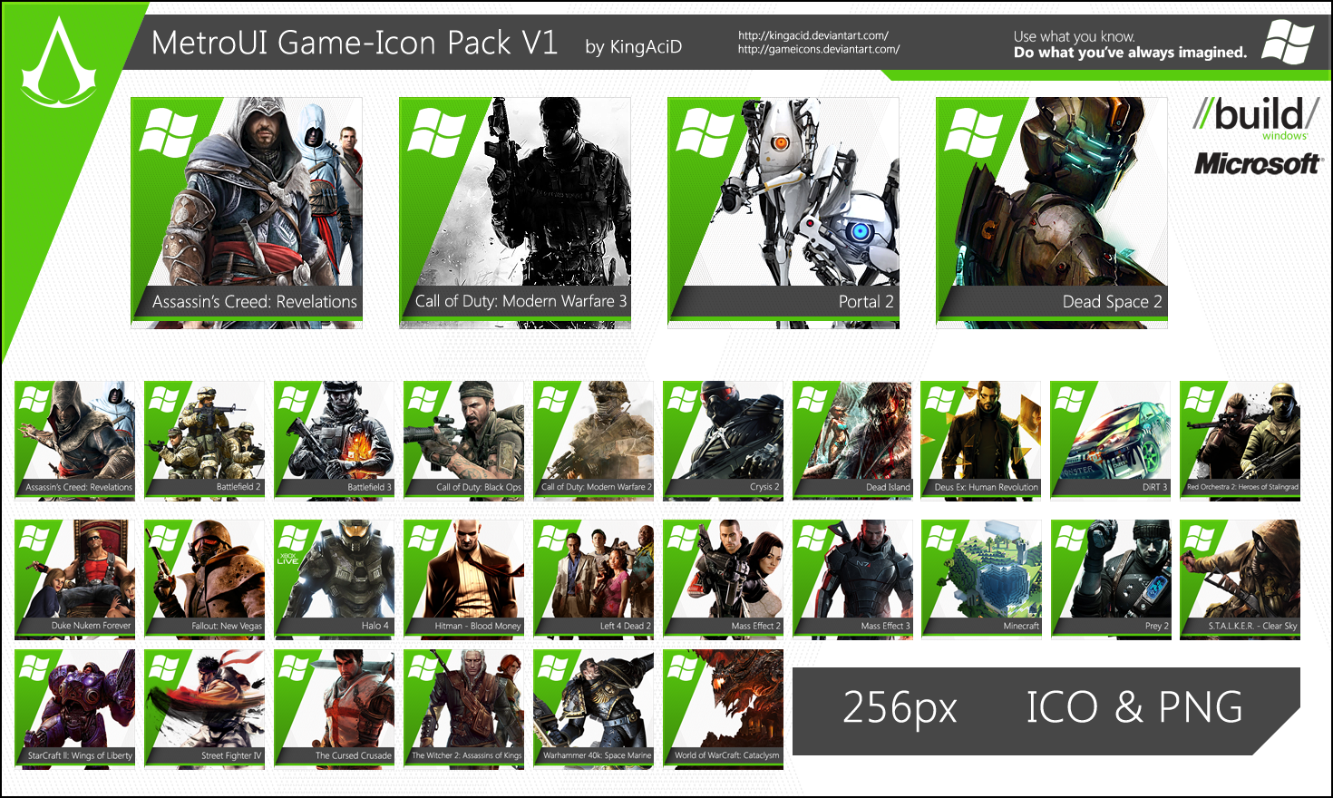 15 Gaming Icon Packs Windows Images - Windows Icon Pack