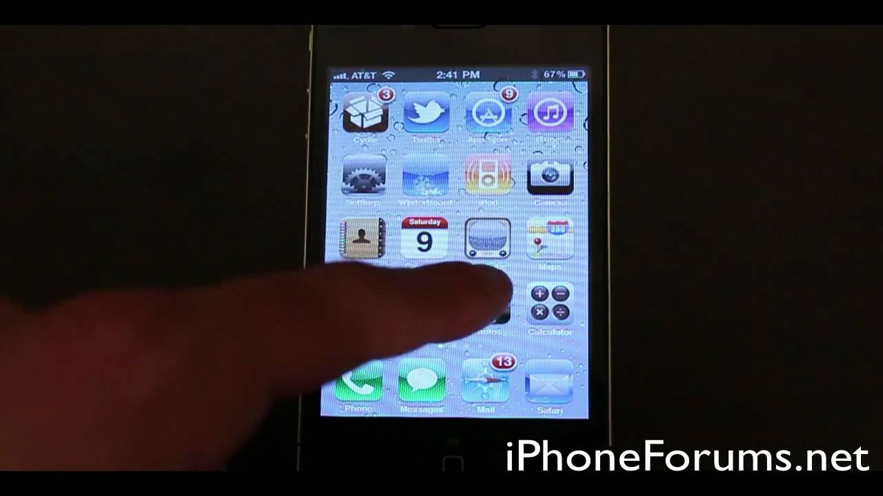 YouTube App Icon iPhone
