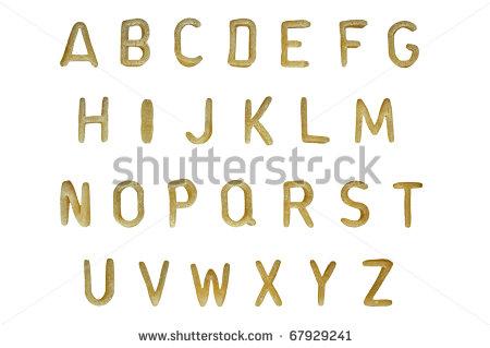Alphabet Soup Clip Art