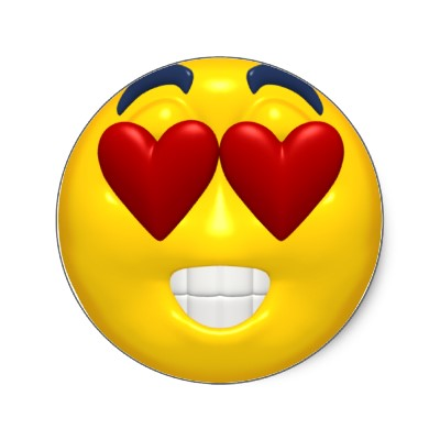 Animated Love Smiley
