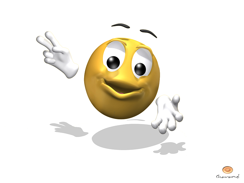 Animated Smiley Face Animation