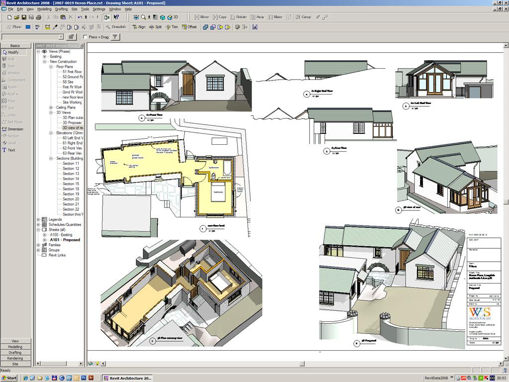 15 Architect Designs On Revit Images - Autodesk Revit Architecture