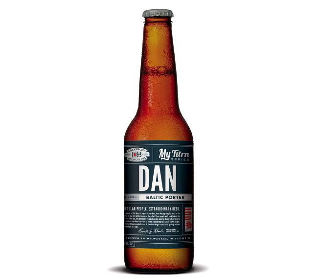 Beer Bottle Graphic Design