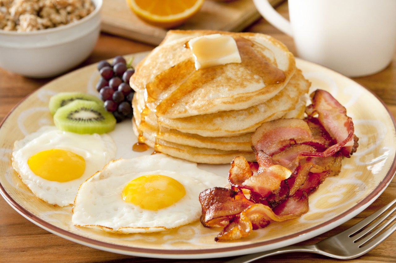 14 Breakfast Food Graphics Images