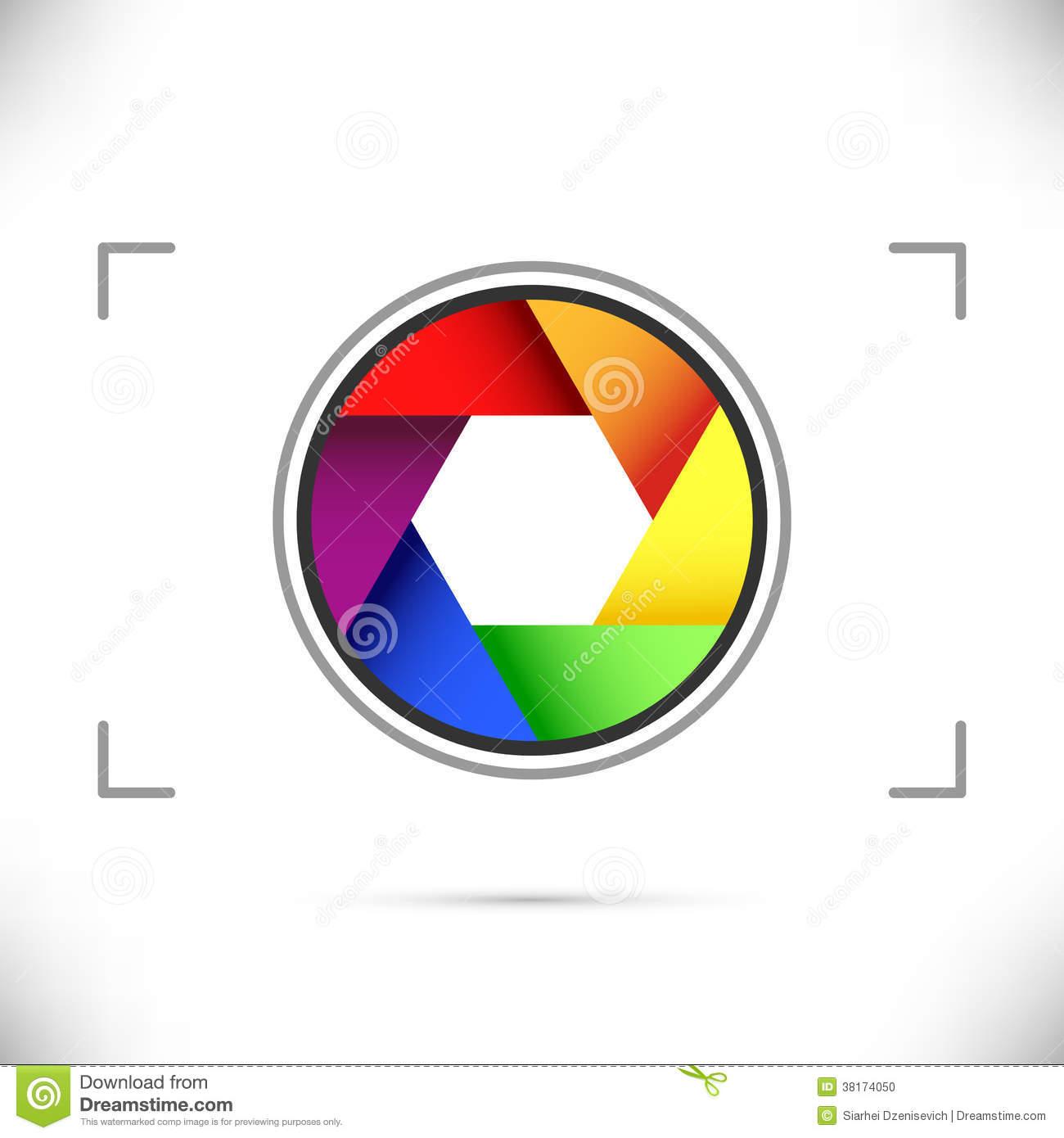 Camera Shutter Clip Art