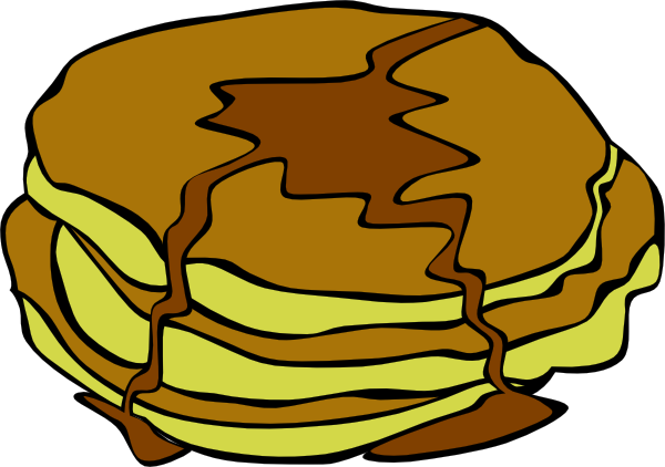 Cartoon Breakfast Food Clip Art Free