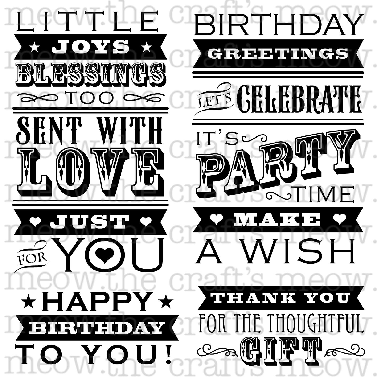 Chalkboard Font Happy Birthday