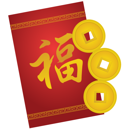 14 Red Envelope Icon Images