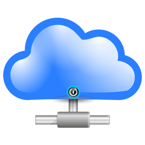 13 Cloud Computing Icon Vector Images
