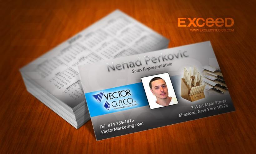 CUTCO Business Cards