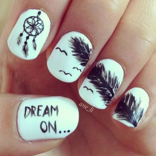 13 Nail Designs Tumblr Images