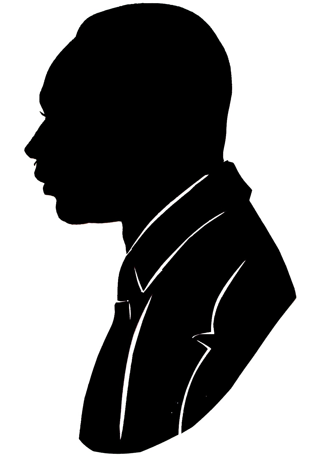 12 Famous People Silhouette Graphics Images
