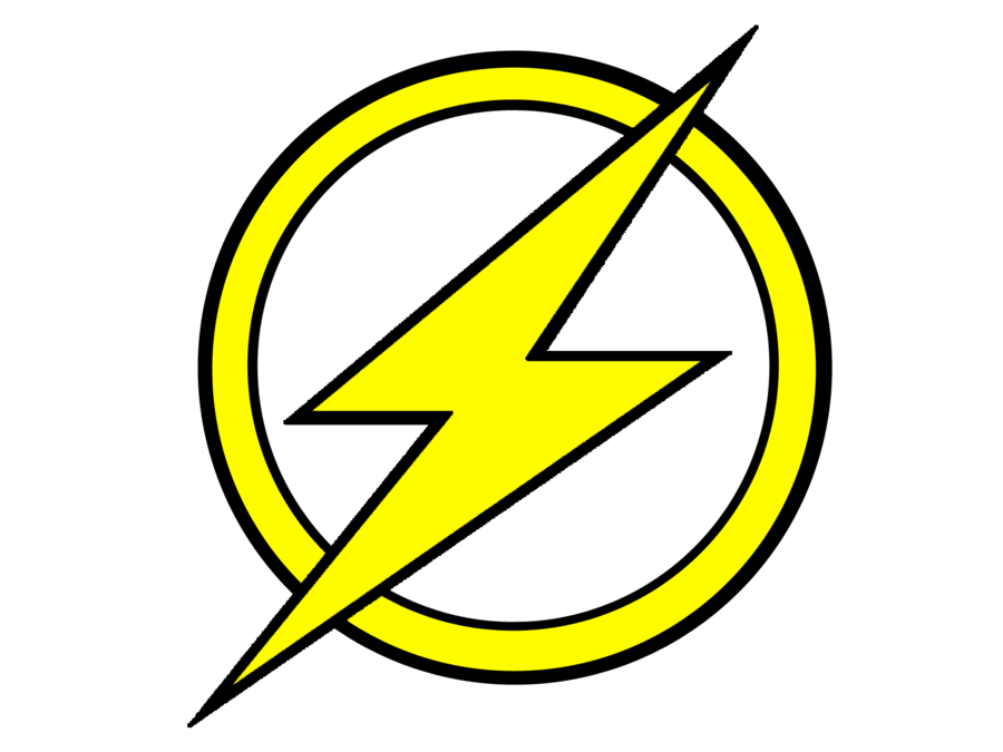 flash superhero logo - photo #15
