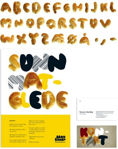 12 Font Symbols Food Images