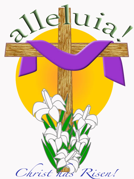 Free Easter Religious Clip Art