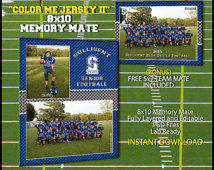 Free Memory Mate Sports Templates