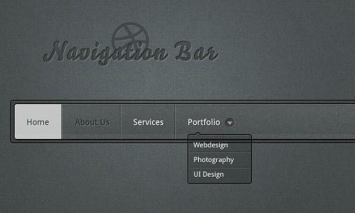 Free Navigation Bar