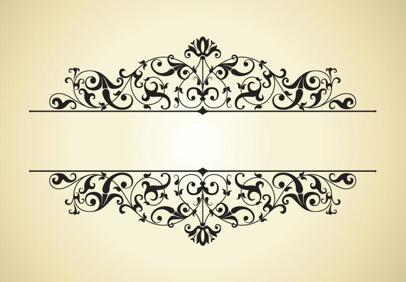 12 Border Design Patterns Images