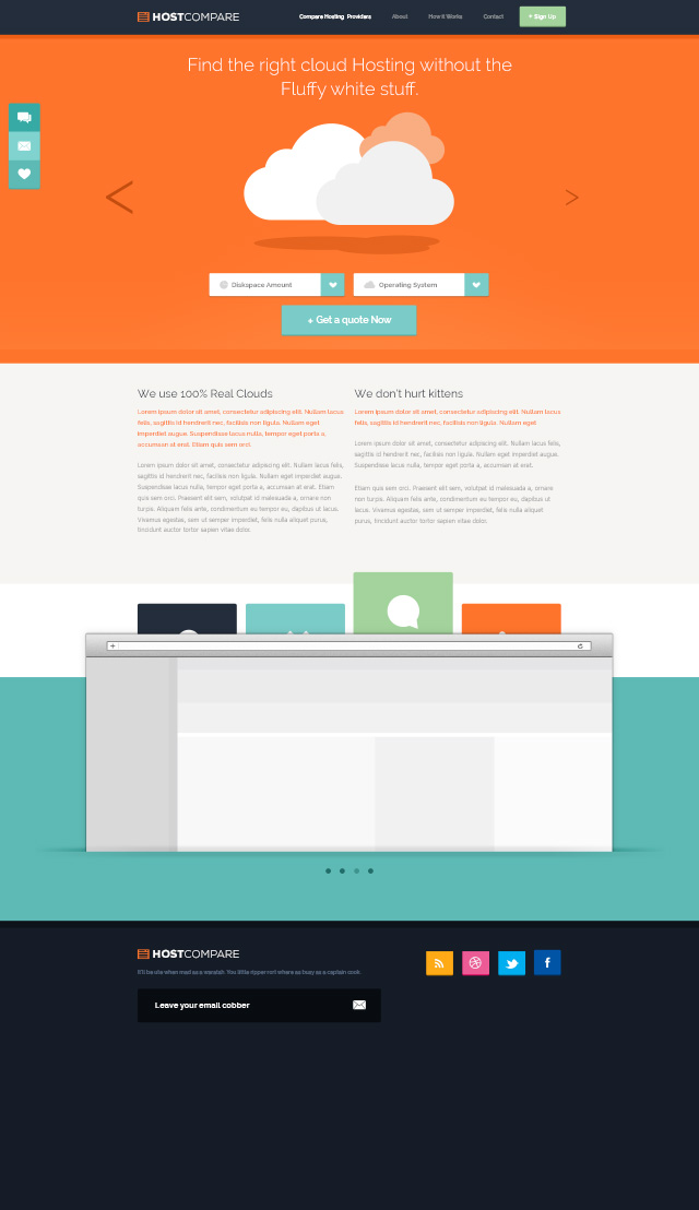Free Website Hosting and Web Design