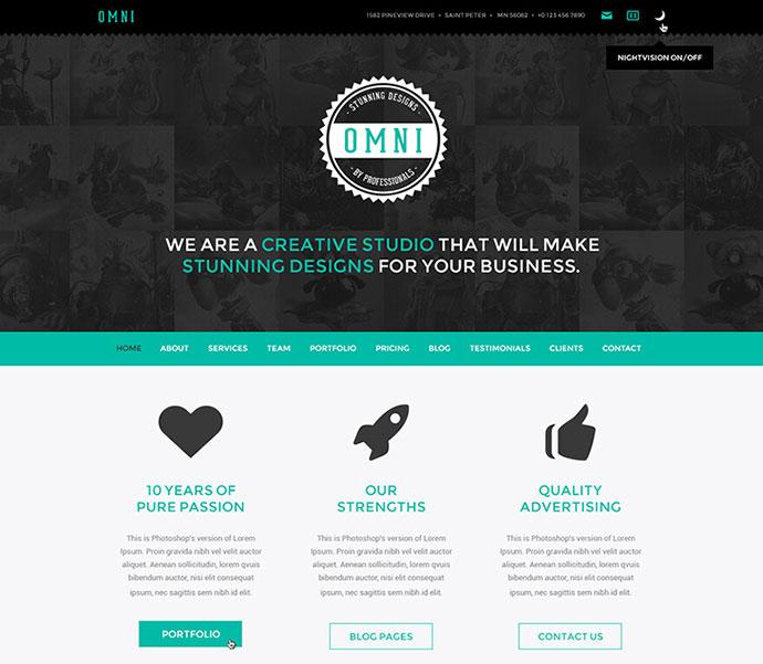 18 Website Templates Design Graphic Images