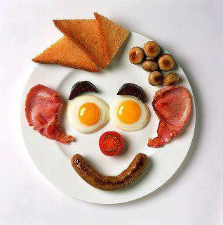 11 Funny Smiley Emoticons Breakfast Images
