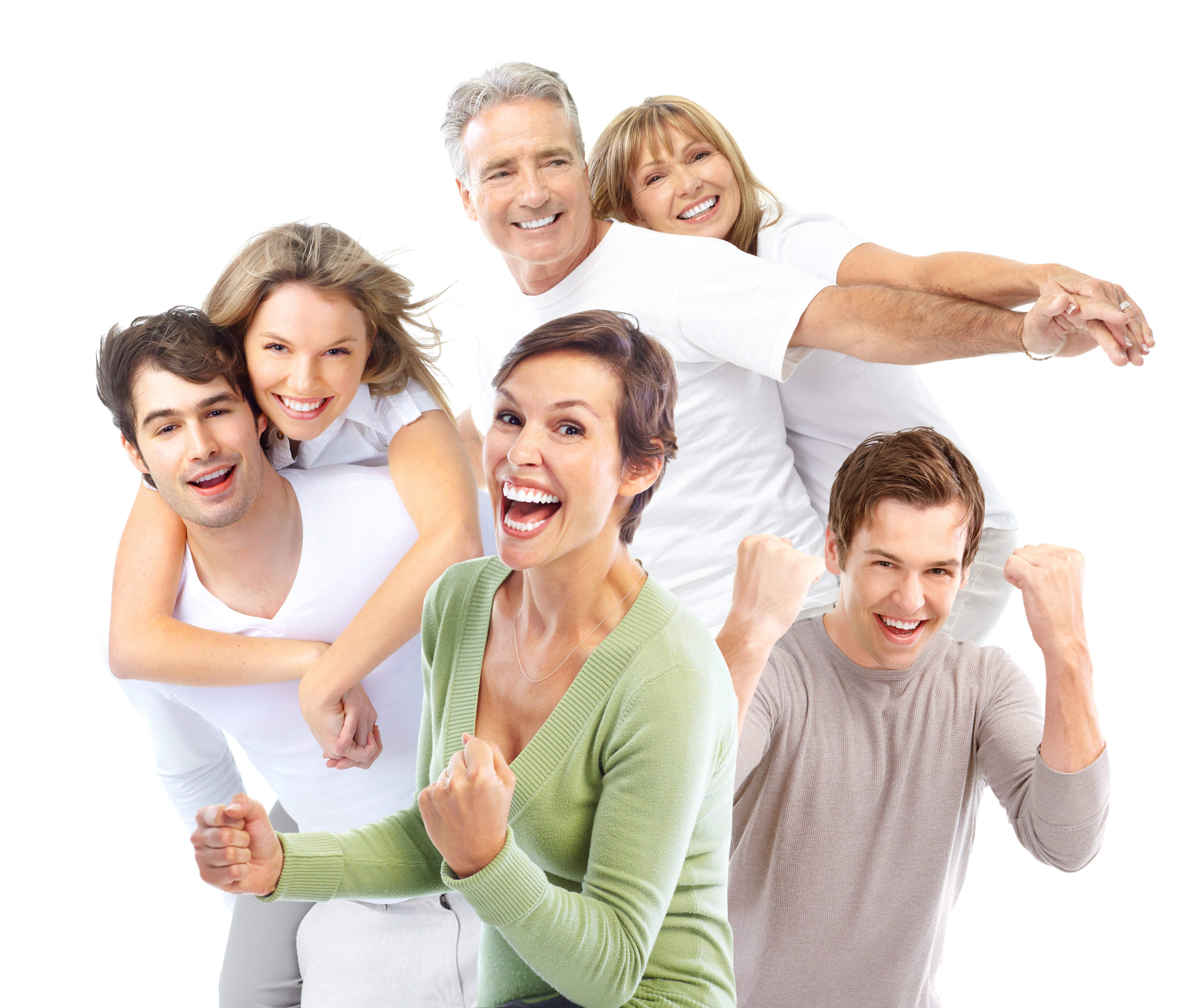 15 Healthy People Stock Photo Images