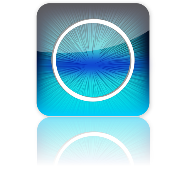 iPhone Icon Template