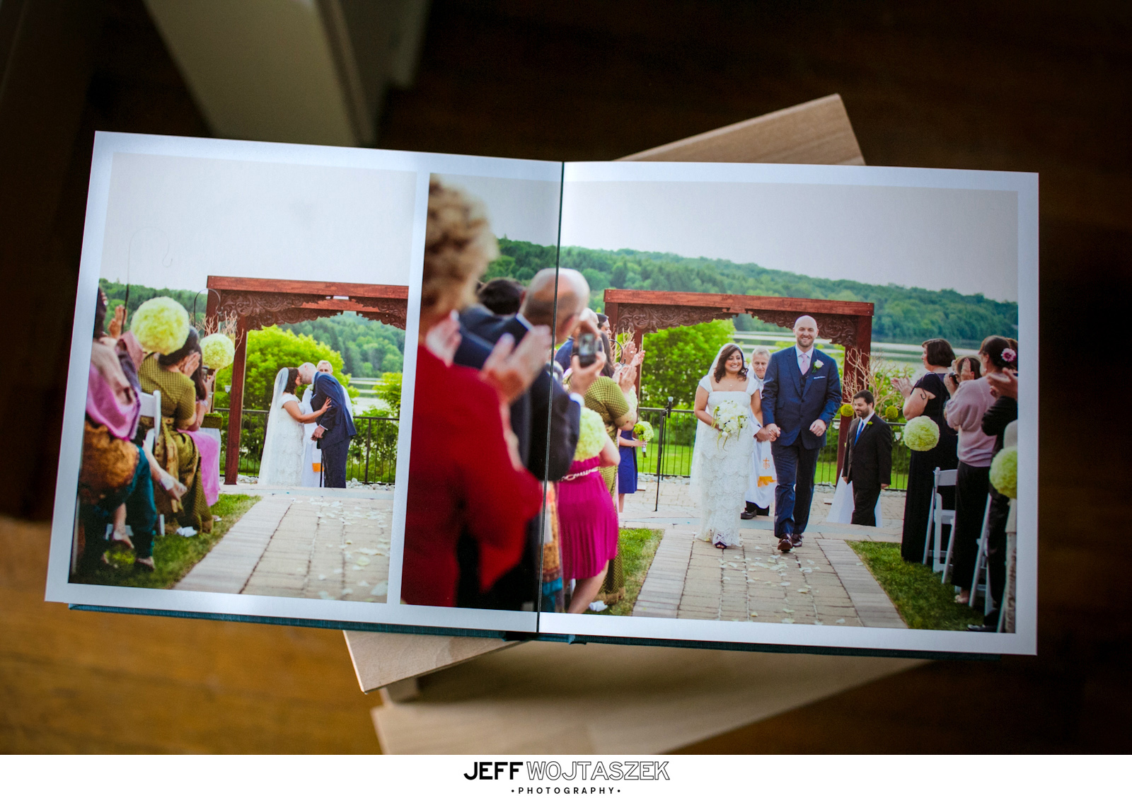 16 Modern Wedding Photo Album Images