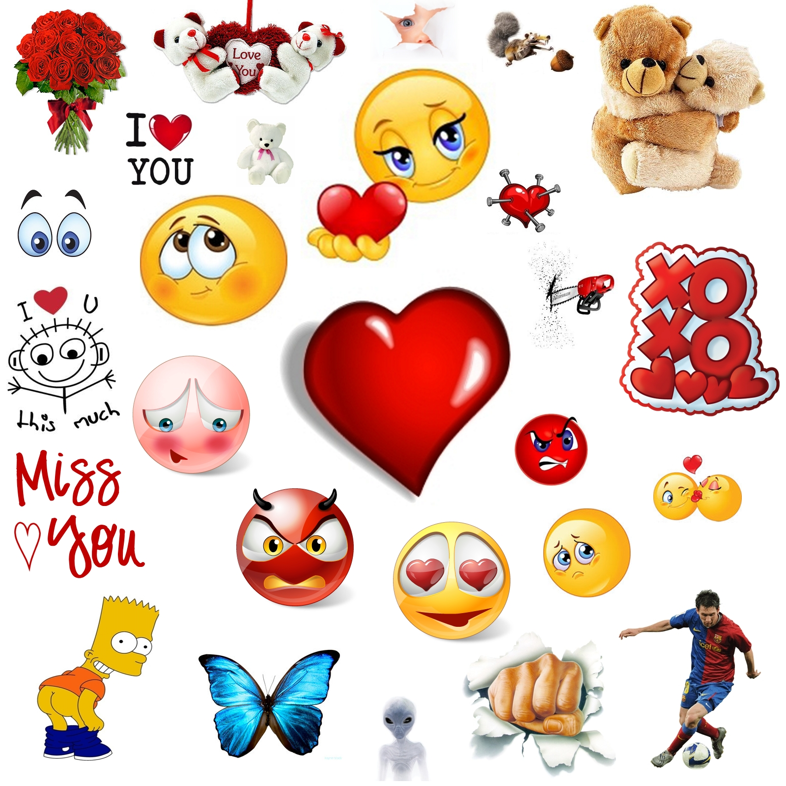 10 Facebook Chat Emoticons Images Fb Emoticons Facebook Chat