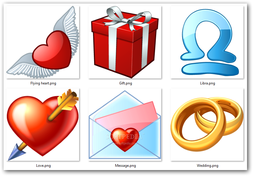 11 Online Dating Icons Images