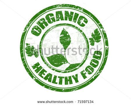 Organic Food Symbol