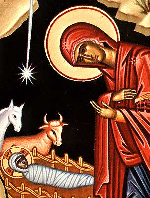 5 Religious Christmas Icons Images