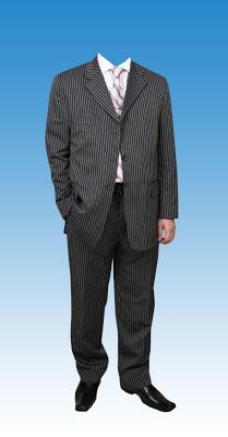 Photoshop PSD Men Suits