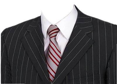 Photoshop Transparent Suit
