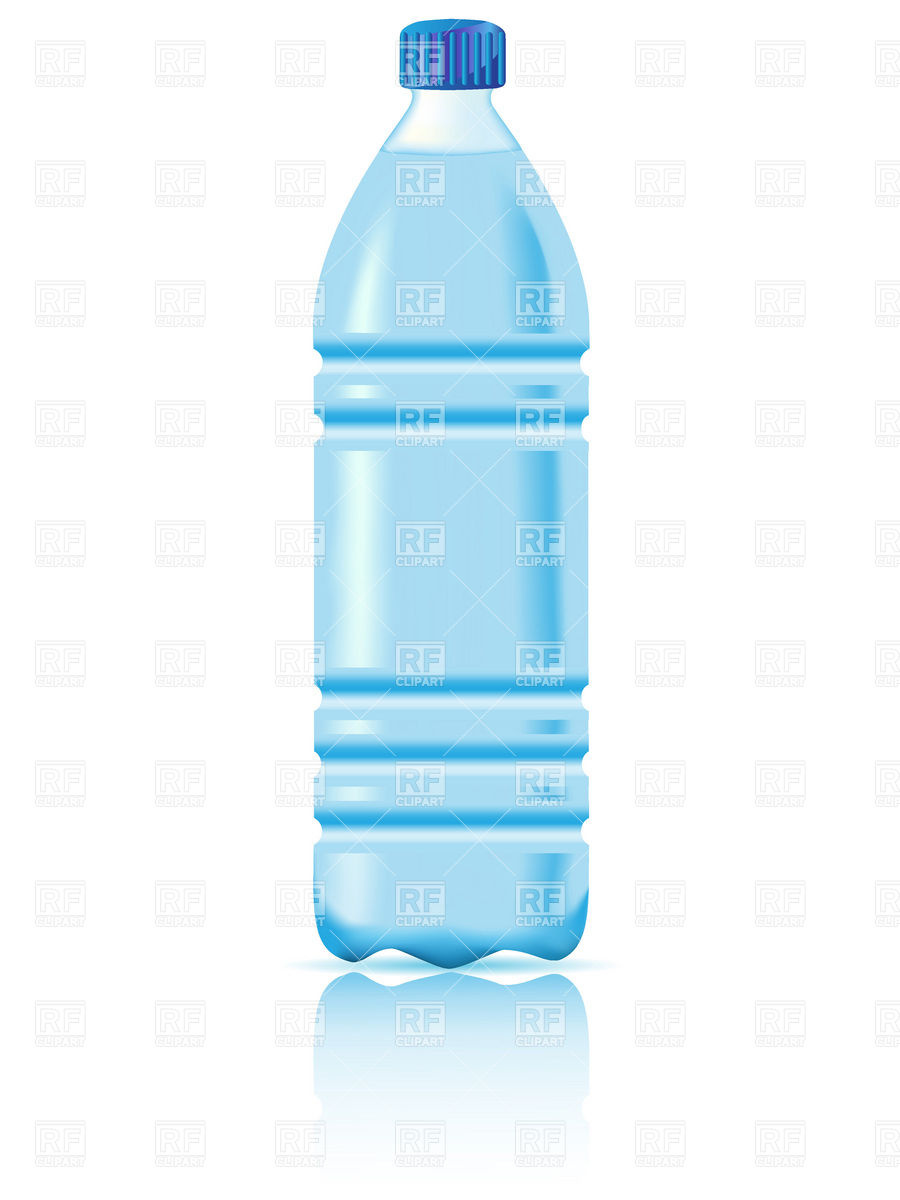 8 Water Bottle Vector Images