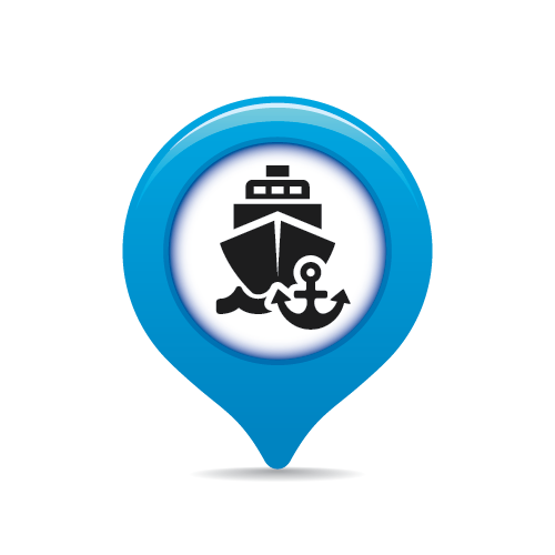 17 Ocean Container Icon Images