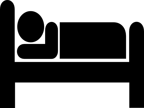 9 Hotel Bed Icon Images