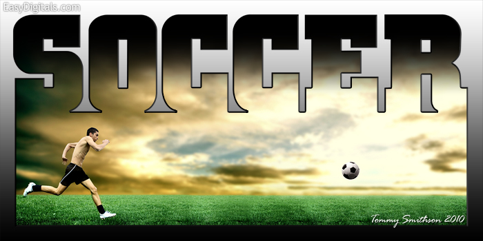 Soccer Templates Photoshop Elements
