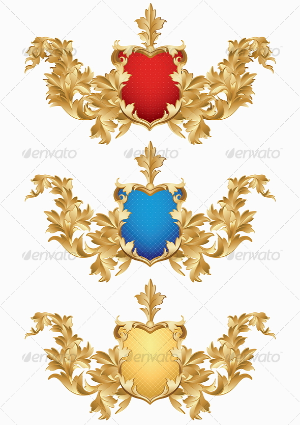 14 Floral Shield Of Arms Psd Images Coat Of Arms Symbols Coat Of