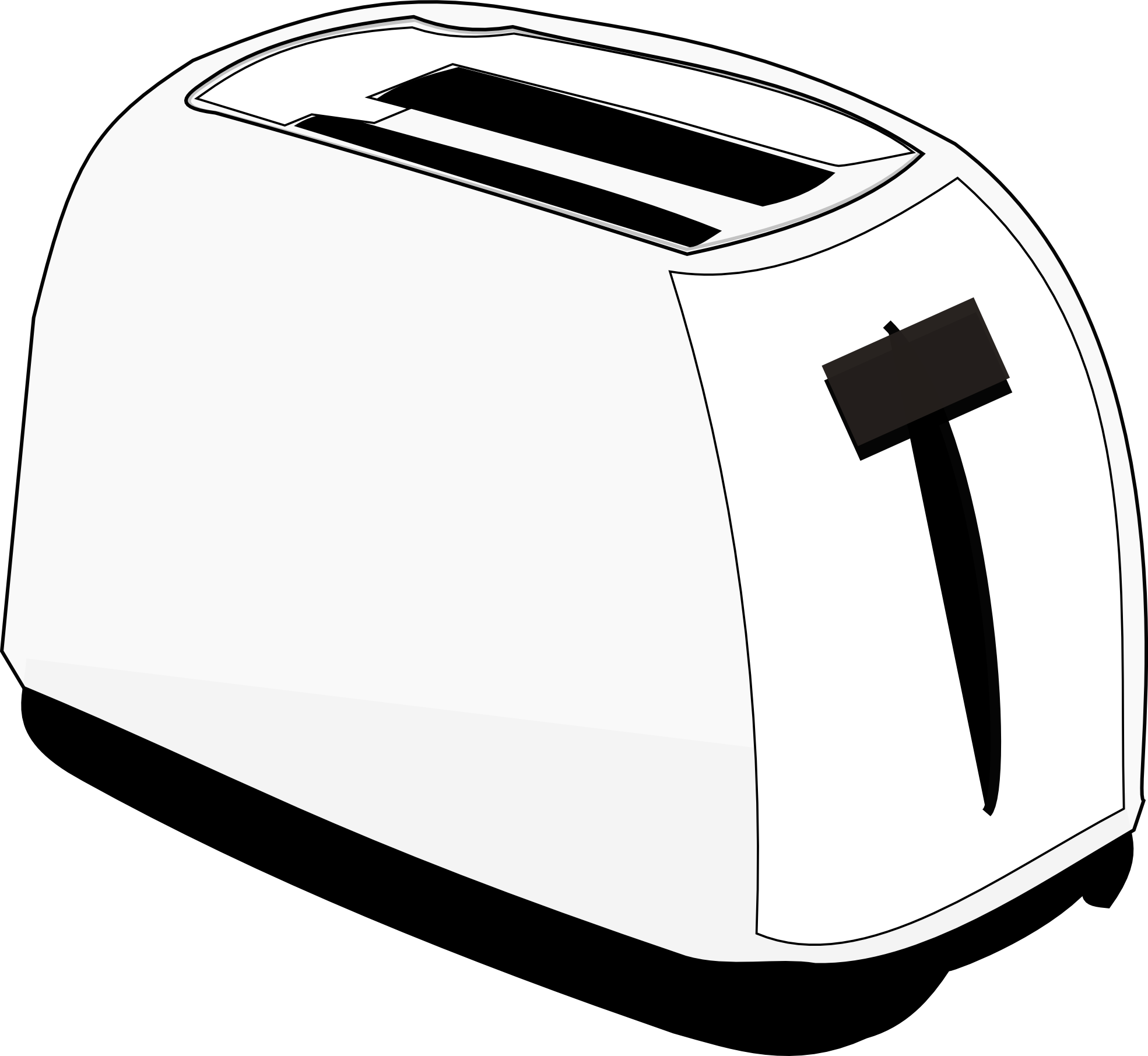 13 Toaster Vector Graphic Images