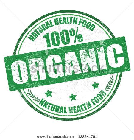 USDA Organic Seal Stamp