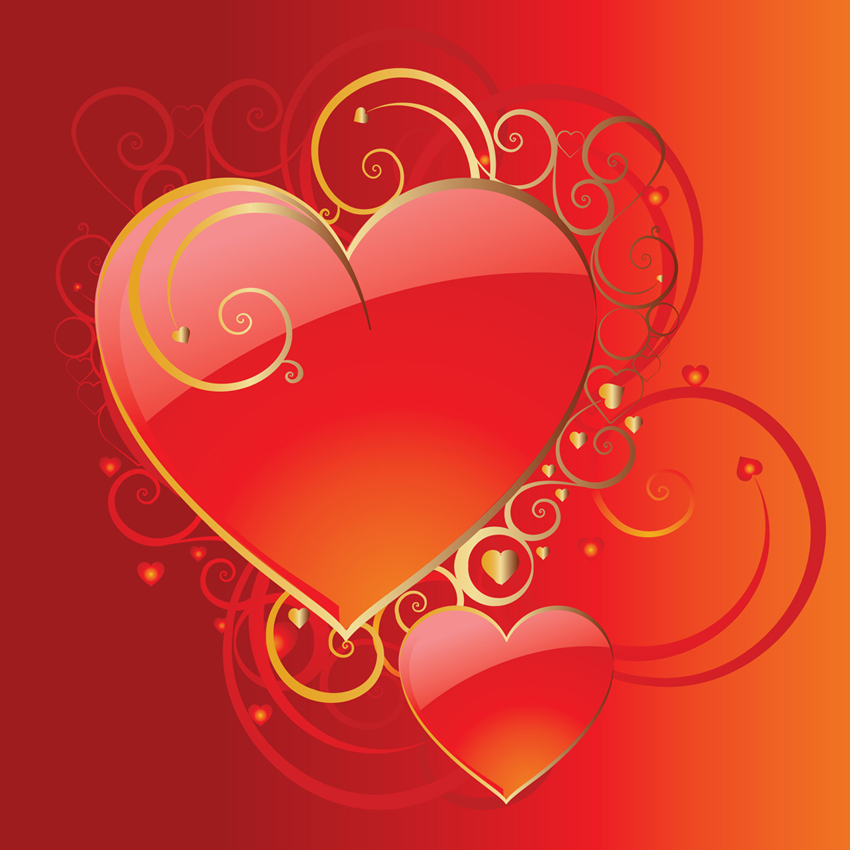 Valentine Heart Love Graphics