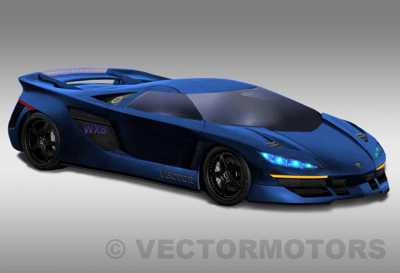 Vector Concept Car