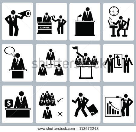 14 Business Icon Vector Resources Images