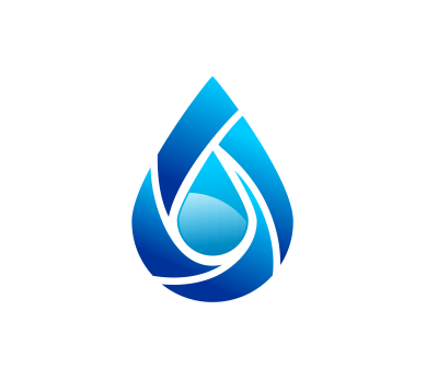 Vector Water Drop Logo