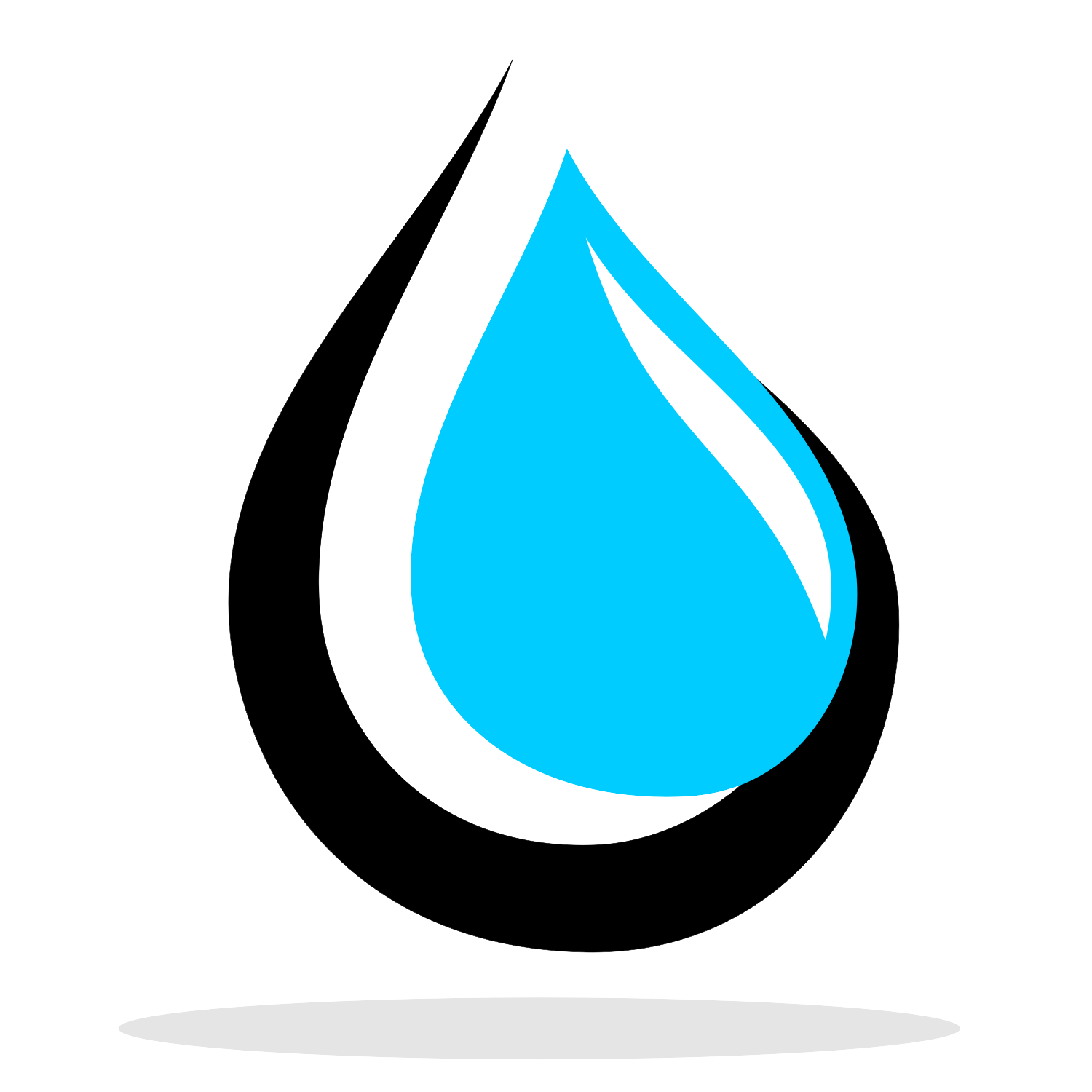 Water energy logo design ideas