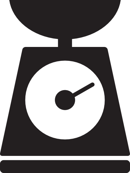 10 Weight Icon.png Free Images