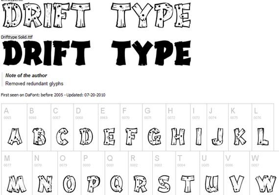 13 Alpha Wood Font Images - Wood Alphabet Letters Fonts