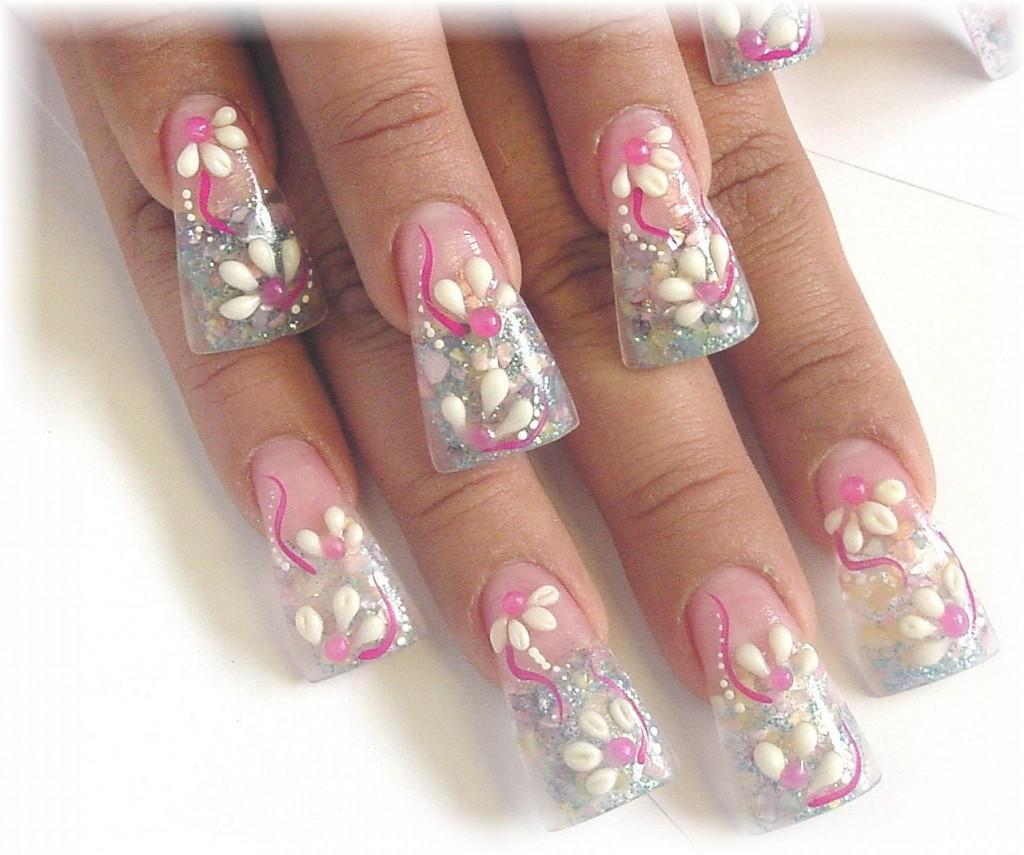 10 beautiful acrylic nail designs images long acrylic nail acrylic nail designs tumblr prinsesfo Gallery